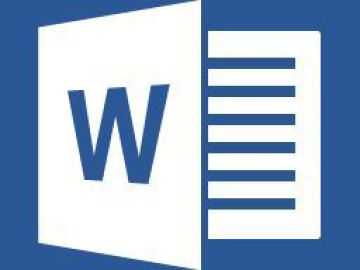 word 2013 logo overview